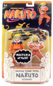 Shadow Clone Jutsu Naruto Uzumaki