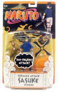 Tornado Attack Sasuke Uchiha