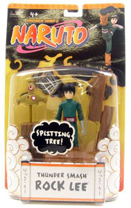 Thunder Smash Rock Lee - NON MINT PACKAGE