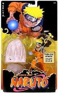 Naruto with Rasengan Attack