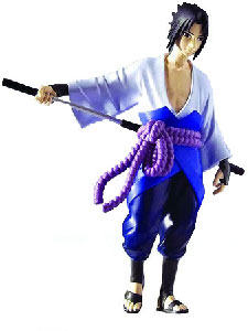 Naruto Shippuden - Sasuke
