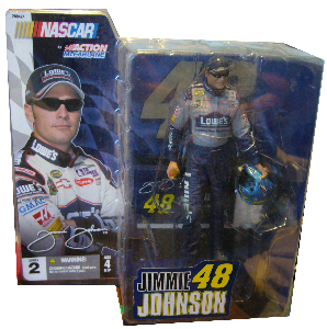 Jimmie Johnson Package Variant