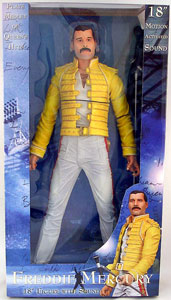 18-Inch Freddy Mercury - Queen