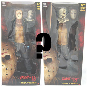 Friday The 13th 2009 - 18-Inch Jason Voorhees (Random Mask)