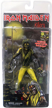 NECA 6-Inch Iron Maiden Eddie Killers Cover