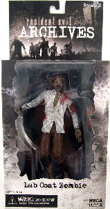 Resident Evil Archives - Lab Coat Zombie