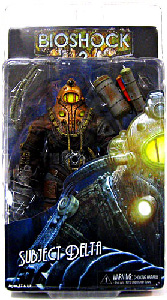 Bioshock 2 - Big Daddy Subject Delta