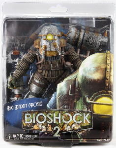 Bioshock 2 - Big Daddy Rosie