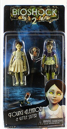 Bioshock 2 - Little Sister and Young Eleanor 2-Pack