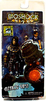 Bioshock 2 - SDCC Eleanor with Little Sister 2-Pack