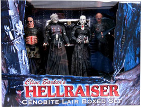 Hellraiser Cenobite Lair Box Set