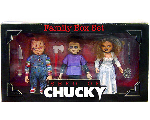 Seed of Chucky 3-Pack