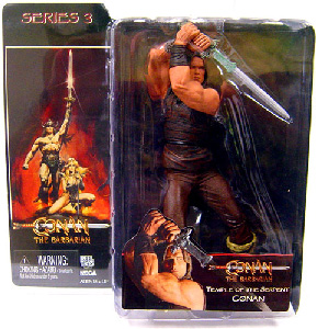 Conan The Barbarian - Temple of the Serpent Conan
