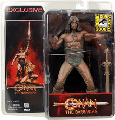 SDCC - Bronze Conan The Barbarian