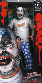 House of 1000 Corpse - All American Captain Spaulding 18 inch
