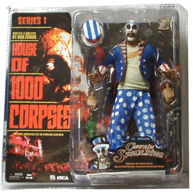 House of 1000 Corpse - All American Captain Spaulding