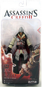 Assassin Creed - Ezio - White Cape
