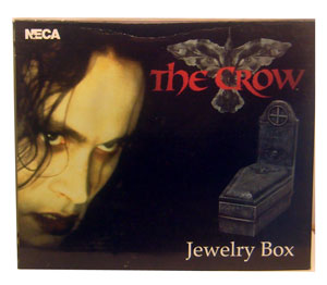 Crow Jewelry Box