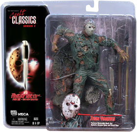 Cult Classic Friday The 13th Jason Voorhees