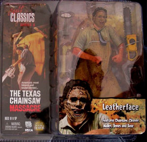 Cult Classic Series 5 - The Texas Chainsaw Massacre - Leatherface