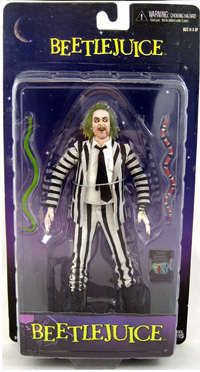 Cult Classic Icons - White Suit Beetlejuice