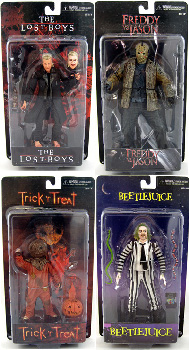 Cult Classic Icons - Set of 4 Figures