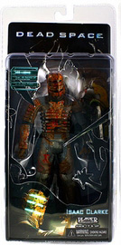 Dead Space - Bloody Isaac and Ripper Weapon