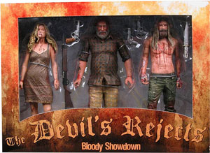 DEVILS REJECTS ACTION FIGURE 3 PACK