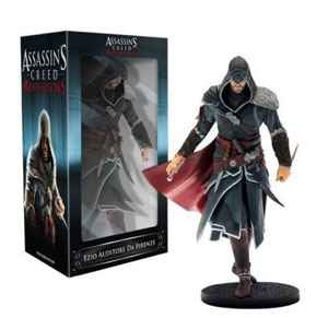 Assassin Creed Revelations - 9-Inch Ezio Auditore Da Firenze PVC