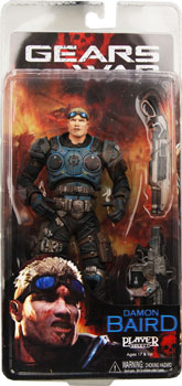 Gears Of War - Damon Baird