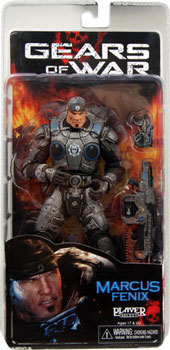Gears Of War Series 1 - Marcus Fenix