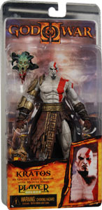 God Of War - Kratos with Golden Fleece