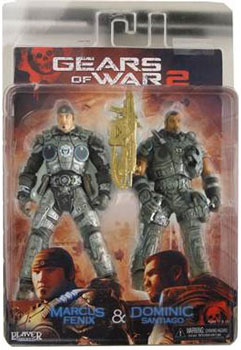 Gears Of War  - Special Edition - Marcus Fenix and Dominic Santiago