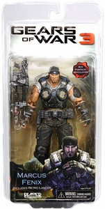 Gears Of War 3 - Marcus Fenix Retro Lancer