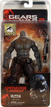 Gears Of War  - SDCC Locust Grenadier Lambent