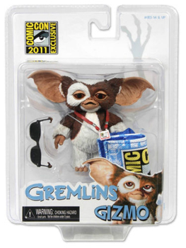 SDCC 2011 Exclusive Gremlins - Gizmo