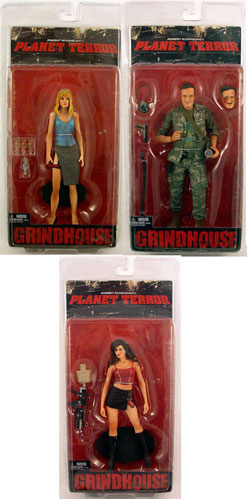 Grindhouse Series 1 Set of 3