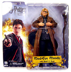 Half-Blood Prince - Mad Eye Moody
