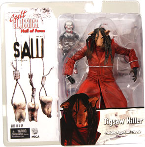 Hall of Fame - Saw 3 - Jigsaw Killer