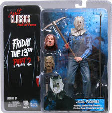 Cult Classic Hall of Fame Friday The 13th Part 2 - Jason Voorhees