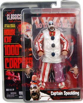 Hall Of Fame 3 - Captain Spaulding