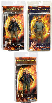 The Hunger Games - Series 1 Set of 3