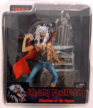 Iron Maiden - Phantom of the Opera Eddie