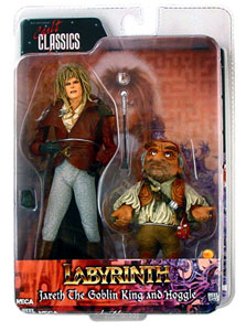 Jareth and Hoggle 2-Pack