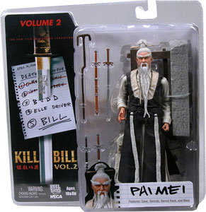 Kill Bill Series 2 - Pai Mei