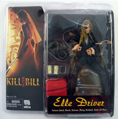 Best Of Kill Bill - Elle Driver