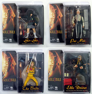 Best Of Kill Bill - Set of 4
