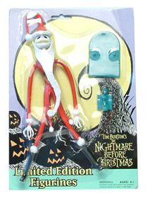 Jack Skellington as Santa Series 1