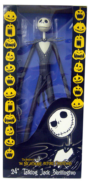 24-Inch Talking Jack Skellington