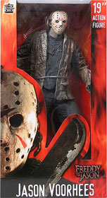 Freddy Vs. Jason: 19-Inch Jason Voorhees